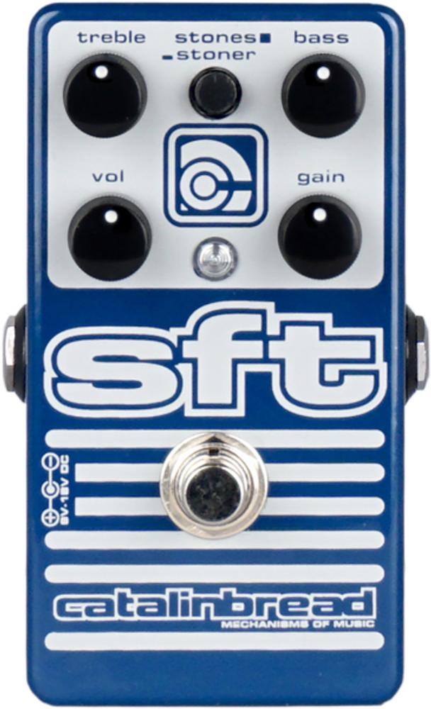 Catalinbread Catalinbread SFT Ampeg Amp Emulation Guitar Effects Pedal MINT
