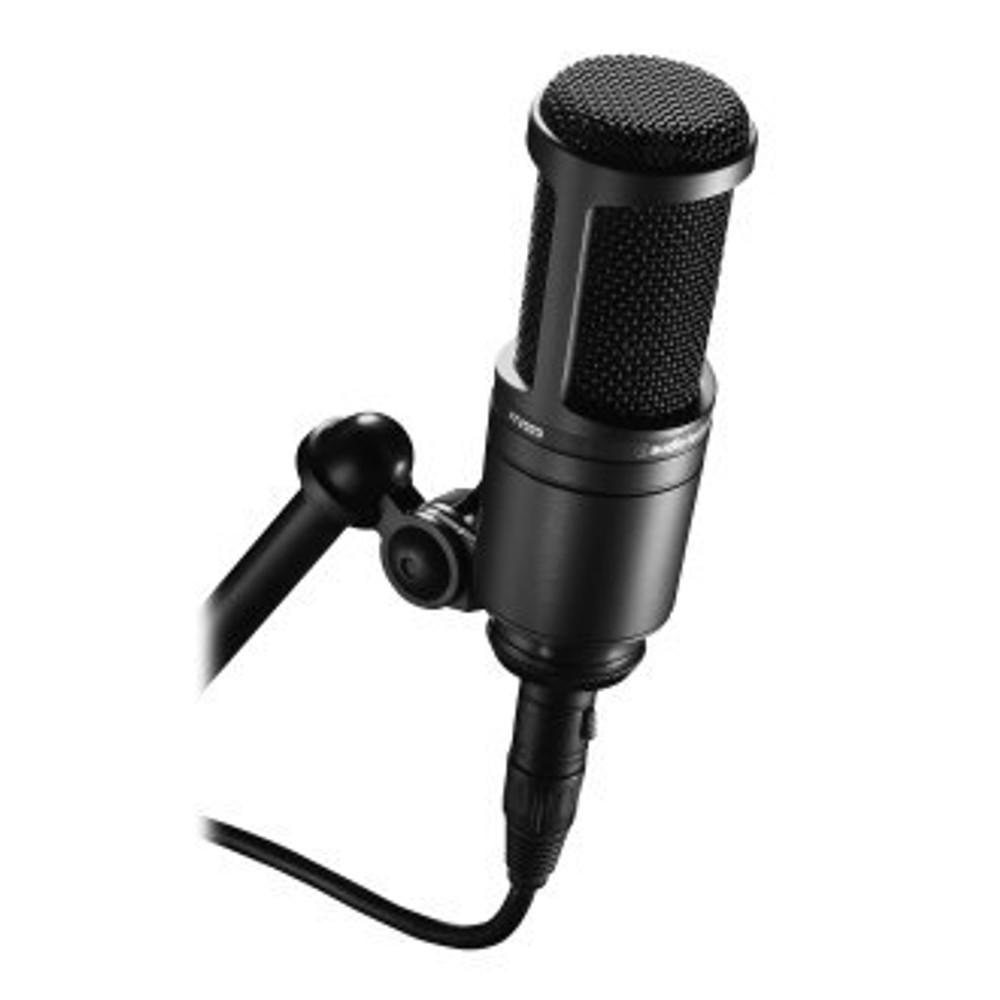 Audio-Technica Audio-Technica AT2020 Cardioid Condenser Microphone