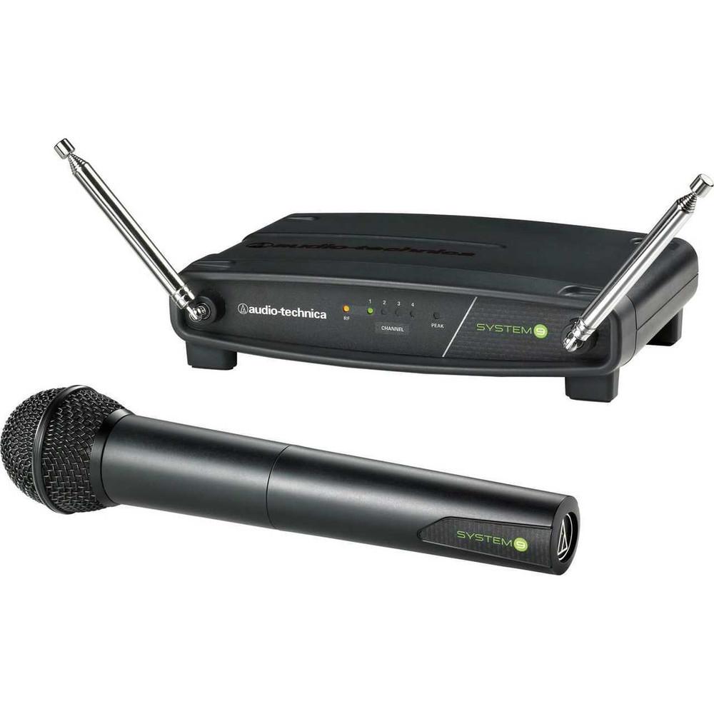 Audio-Technica Audio-Technica System 9 ATW-902 Wireless Handheld Microphone System