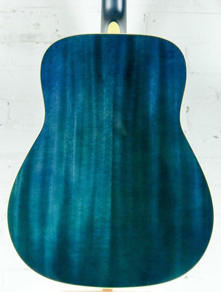 Yamaha Guitars Yamaha FG820SB Acoustic Guitar Sunset Blue