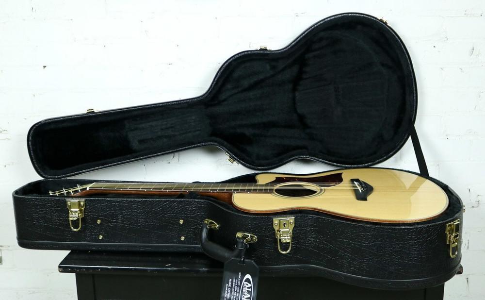 Yamaha Guitars Yamaha A-Series AC1R Concert Acoustic-Electric Guitar Natural
