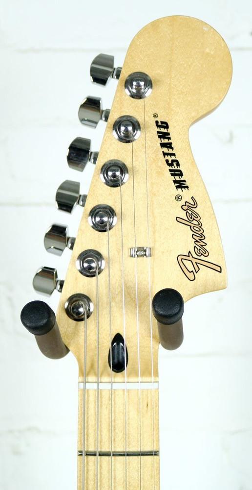 Fender Fender Offset Series Mustang Olive Electric Guitar