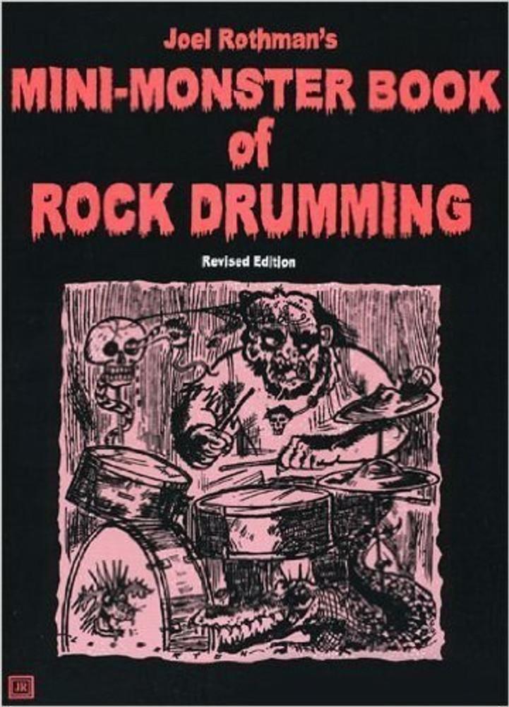 JR Drum Publications JRP02 - Mini-Monster Book of Rock Drumming