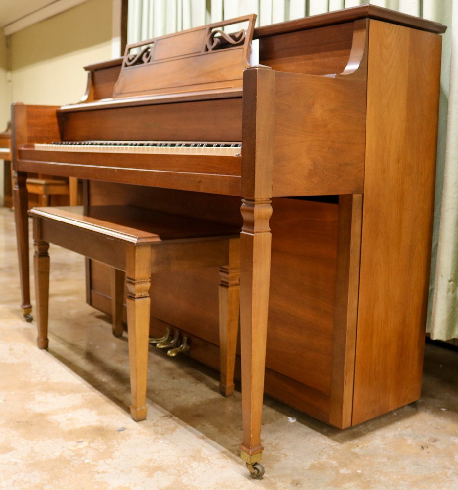 Story and Clark Story and Clark Console Piano w/ Bench