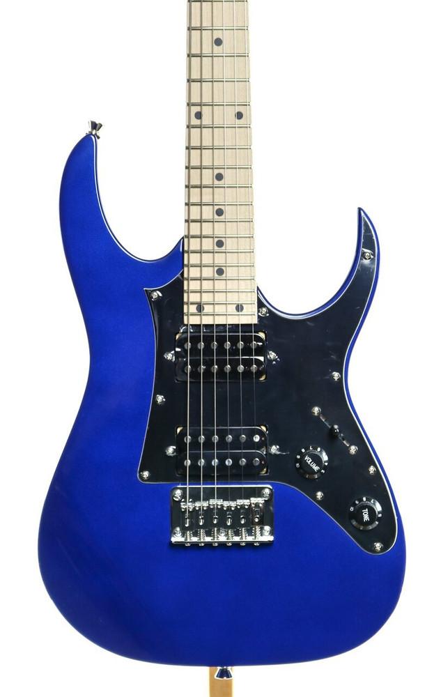 Ibanez Ibanez GRGM21MJB Mikro 3/4 Size Electric Guitar Jewel Blue