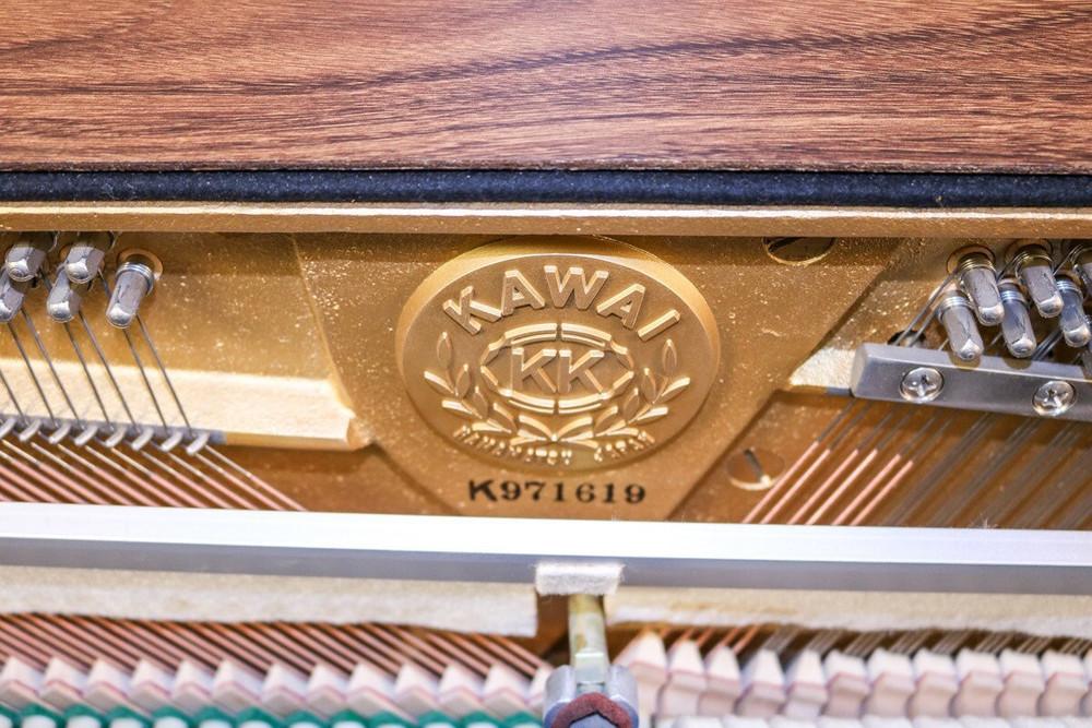 Kawai Kawai 801-M Console Piano American Walnut w/ Bench