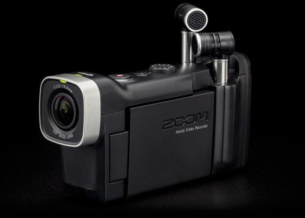 Zoom Zoom Q4N Handy Video Recorder