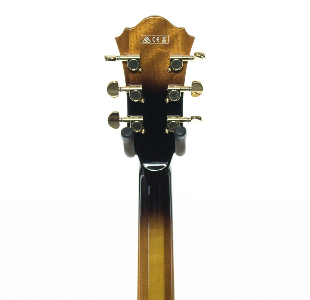 Ibanez Ibanez Artcore Expressionist AM93 Semi-Hollow Electric Guitar Antique Yellow Sunburst Pre-Owned
