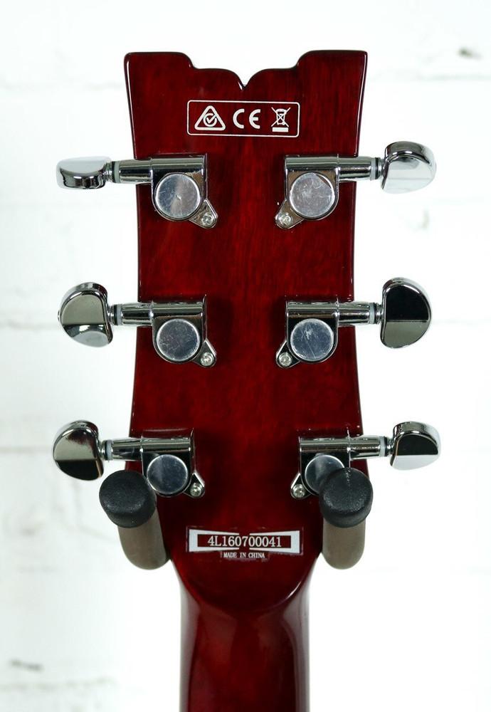 Ibanez Ibanez Arz Series ARZ200FM Electric Guitar Cherry Red Sunburst DEMO