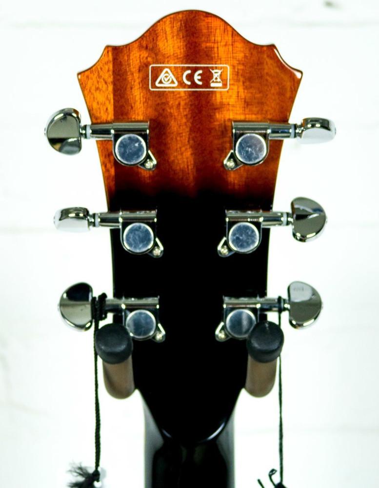 Ibanez Ibanez Artcore AF75 Hollowbody Electric Guitar Vintage Sunburst DEMO