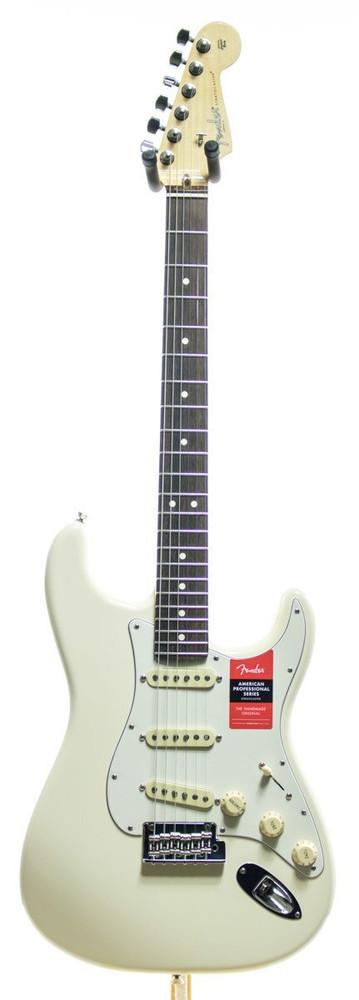 Fender Fender American Professional Stratocaster - Olympic White
