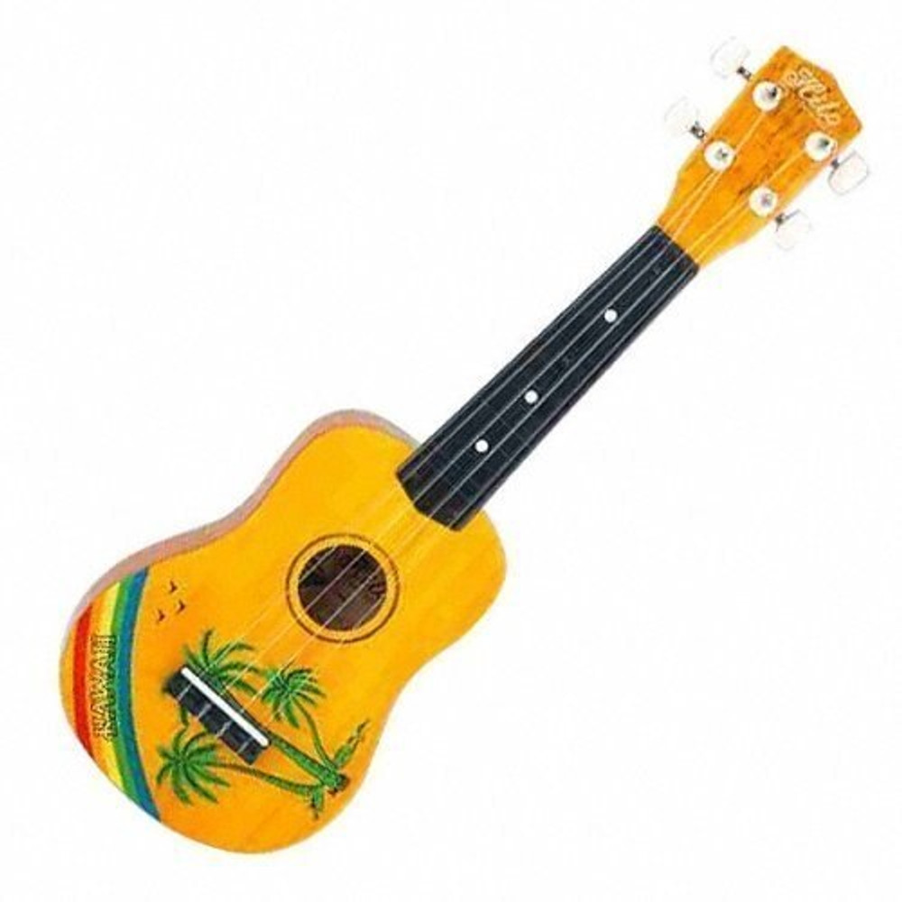 Hilo Hilo 2649 Hawaiian Soprano Ukulele