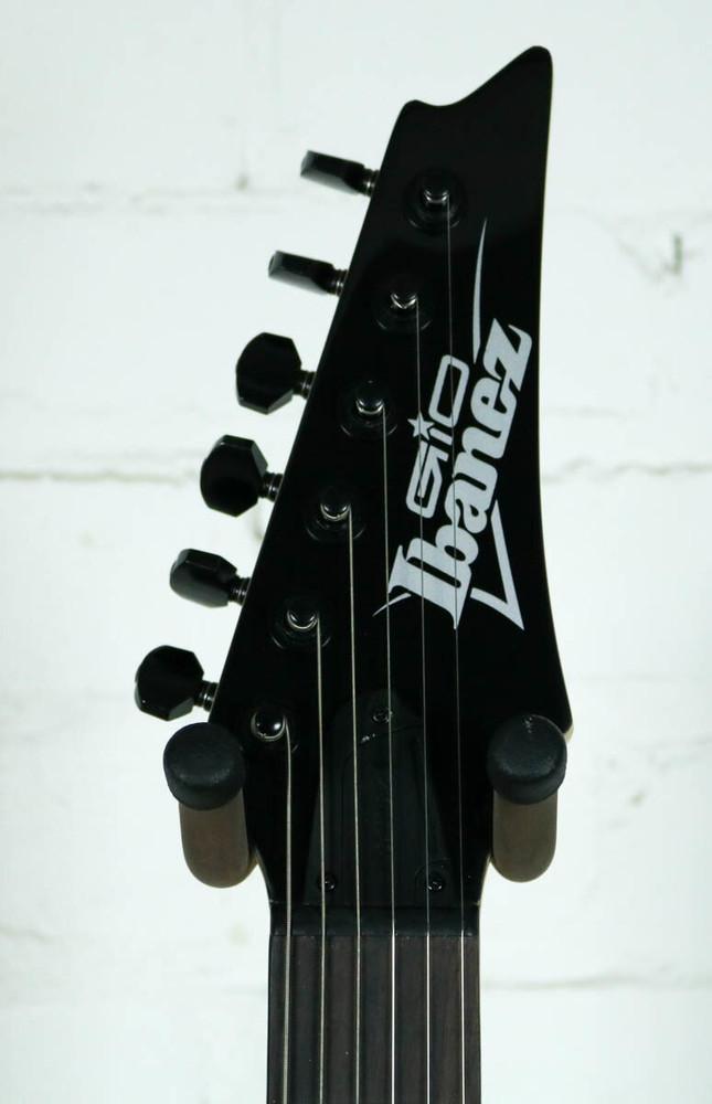 Ibanez Ibanez GS221-BKF Gio Series Electric Guitar Black Flat