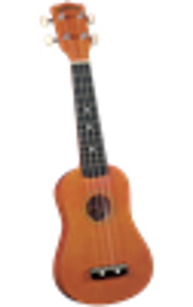 Diamond Head Diamond Head DU-101 Natural Soprano Ukulele