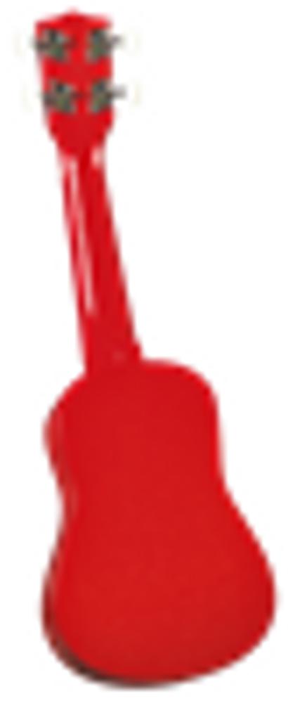 Diamond Head Diamond Head DU-102 Red Soprano Ukulele