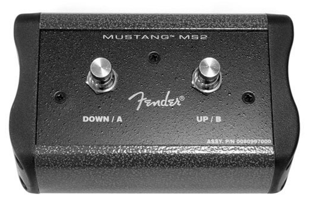 Fender Fender 008-0997-000 2 Button Footswitch for Mustang III IV V