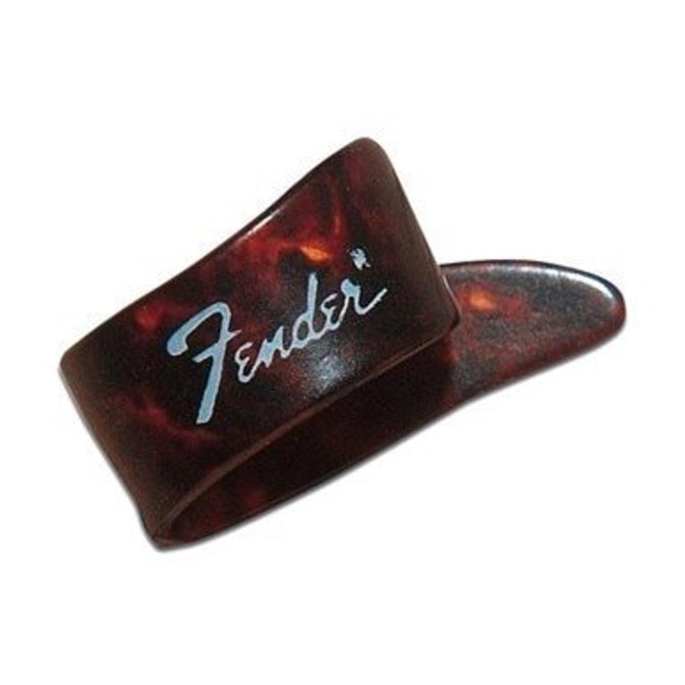 Fender Fender Thumb Pick Medium Shell 3 Pack