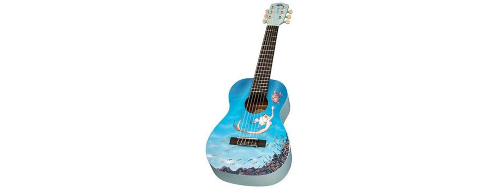 Luna Luna AR2 NYL MERMAID Aurora 1/2 Acoustic Guitars Nylon Mermaid