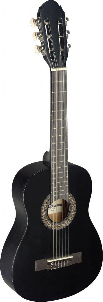 Stagg Stagg 1/4 Black Classical Guitar