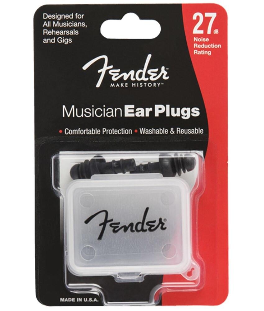 Fender Fender Musician Series Black Ear Plugs