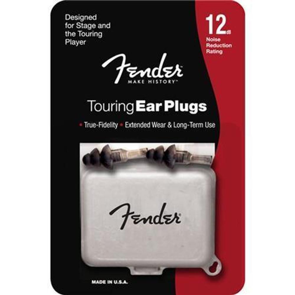 Fender Fender Touring Series Ear Plugs, Long Term Wear, Pair