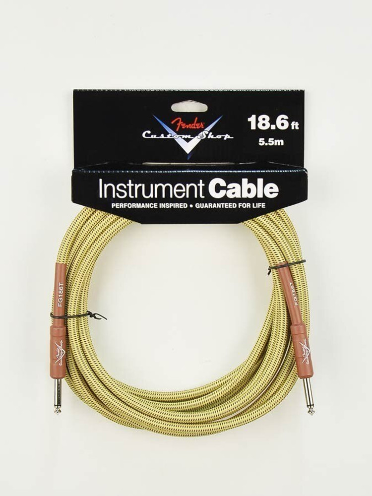 Fender 18.6 Tweed Instrument Cable
