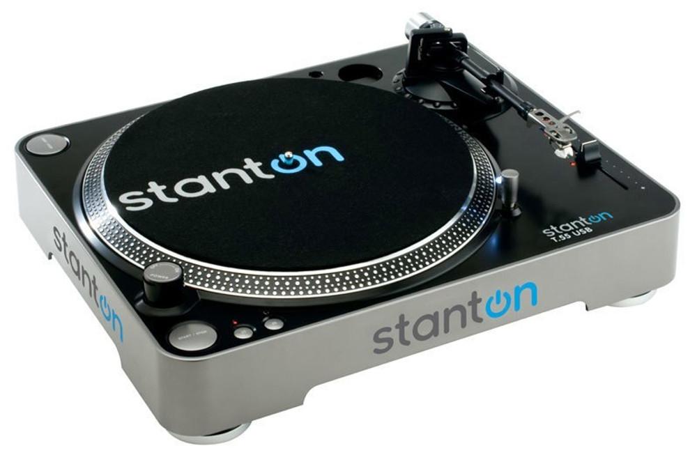 Stanton Stanton T.55 USB Belt-Drive Turntable