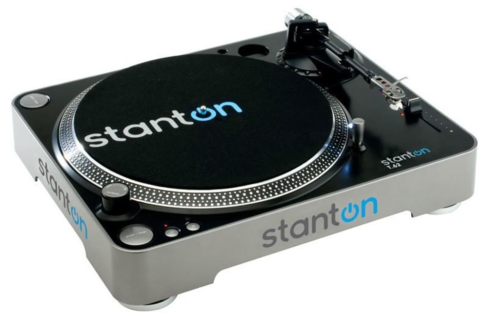 Stanton Stanton T.62 Direct-Drive DJ Turntable