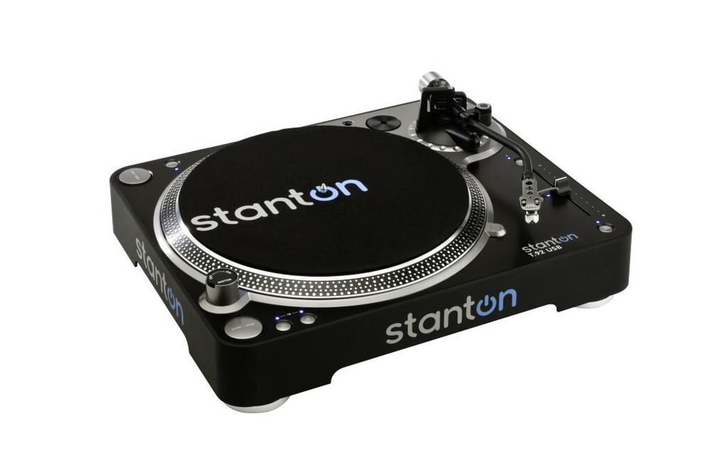 Stanton Stanton T.92 USB Direct Drive Turntable