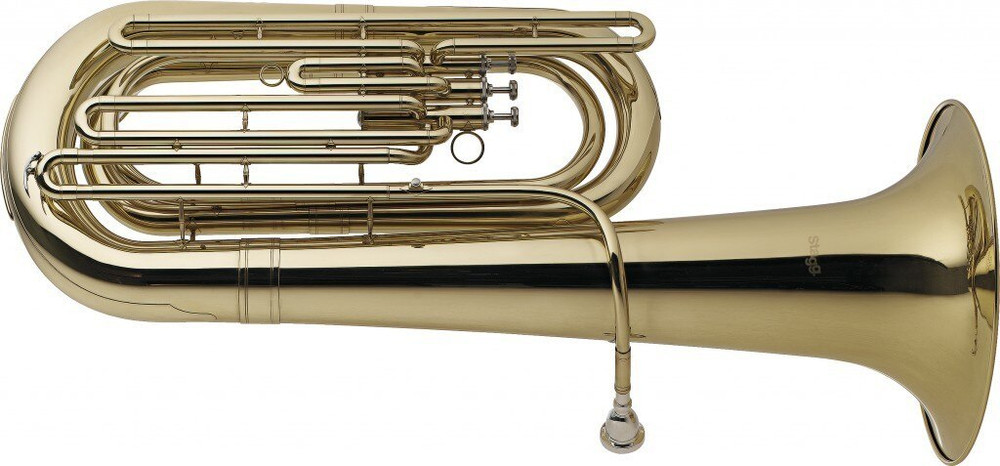 Stagg Stagg WS-BT235 Bb Student Tuba w/ Case