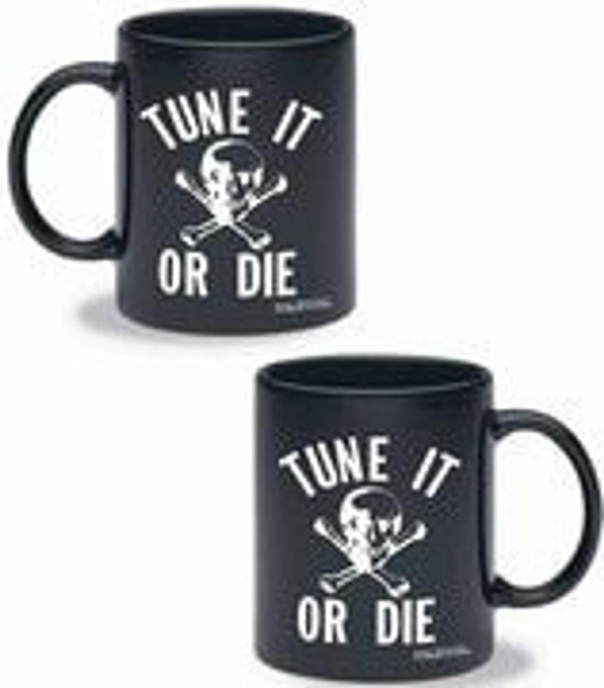 Music Treasures Tune It Or Die Music Coffee Mug