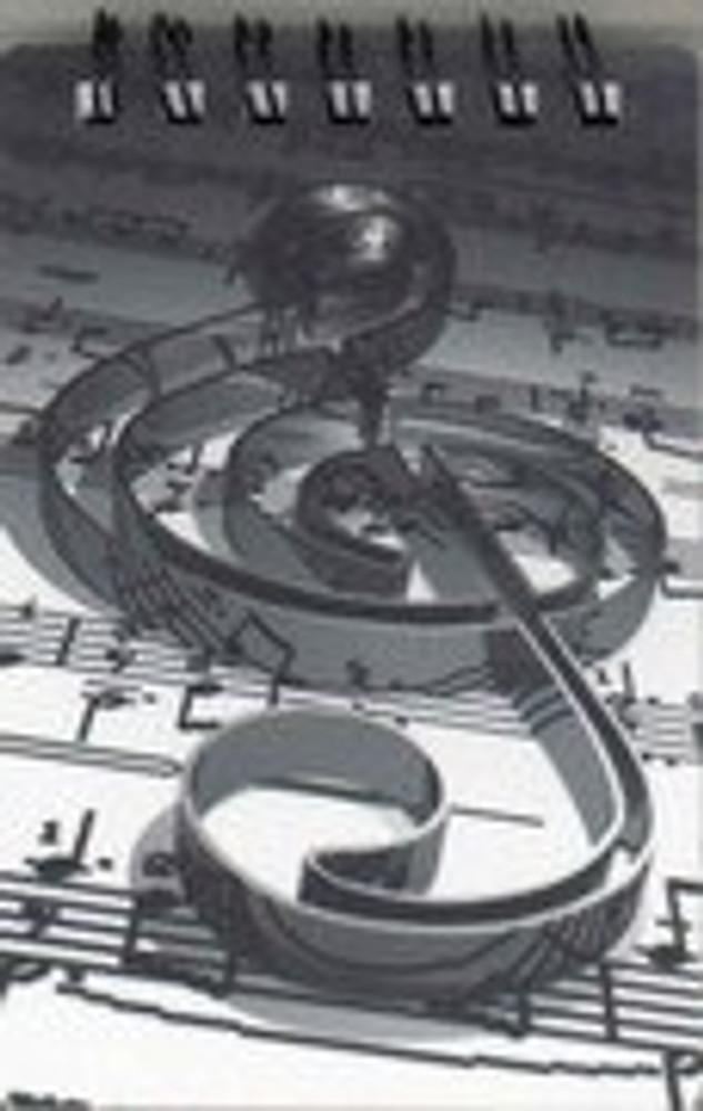 Music Treasures Music Symbol Memo Pad