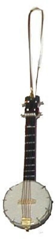 Banjo Ornament 4