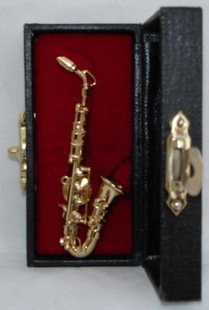 Saxophone Pin 2.75