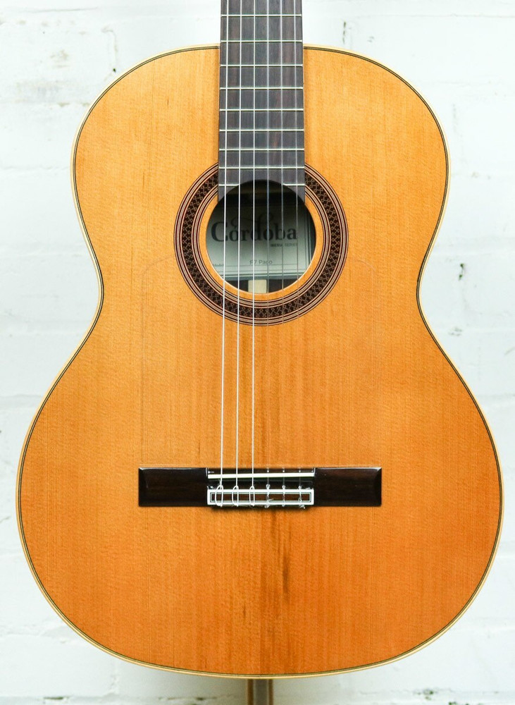 Cordoba Cordoba F7 Paco Flamenco Cedar Top Guitar