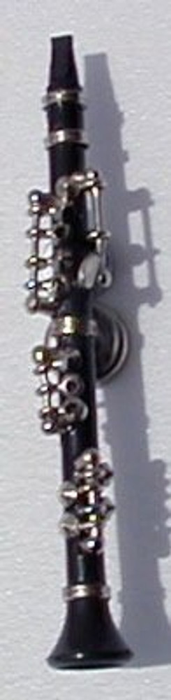 Blackwood Clarinet Magnet