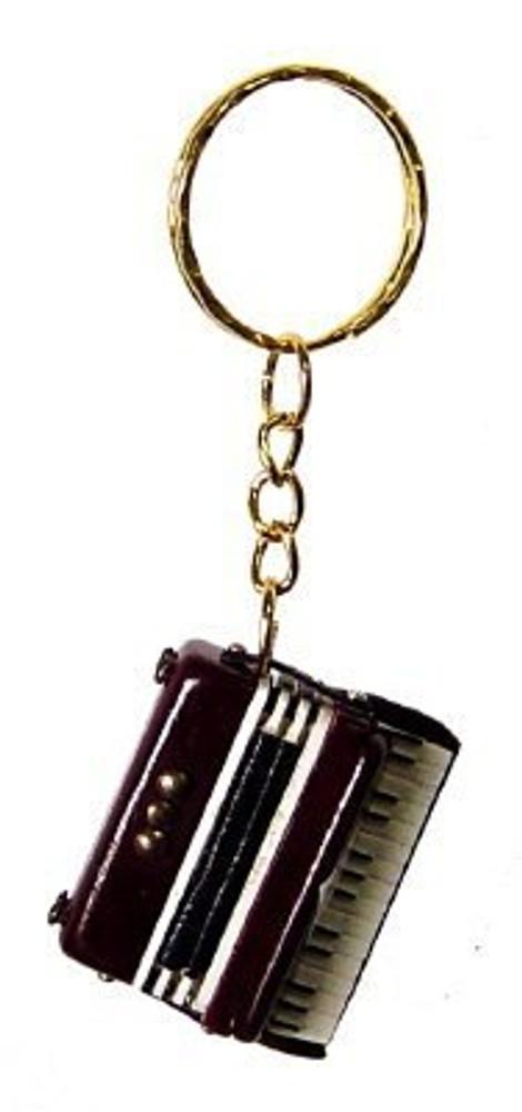 Accordion Key Chain 1.25