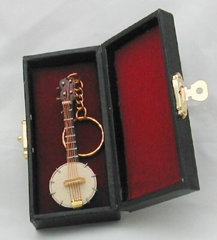 Banjo Key Chain 3.25