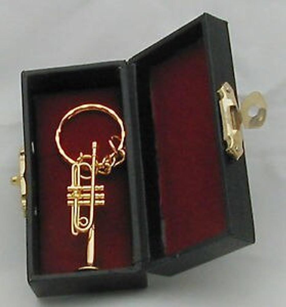 Trumpet Key Chain 1.75