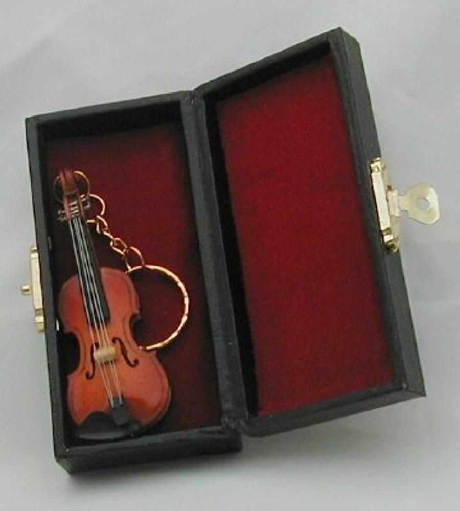 Violin Key Chain 3.25