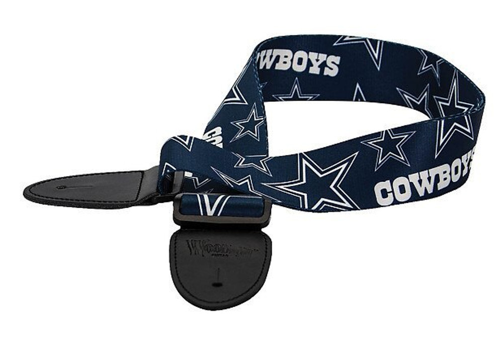 Woodrow Dallas Cowboys Guitar Strap