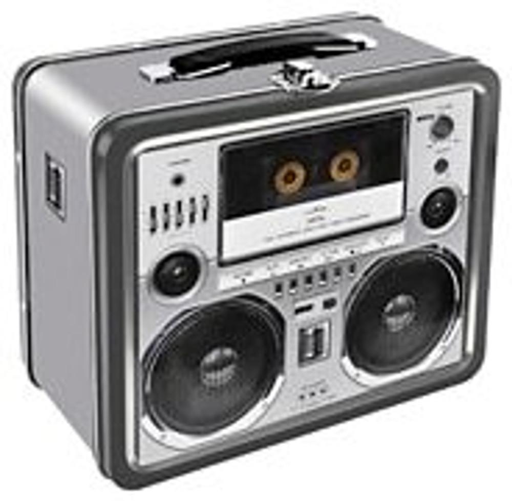 Woodrow Boombox Lunch Box