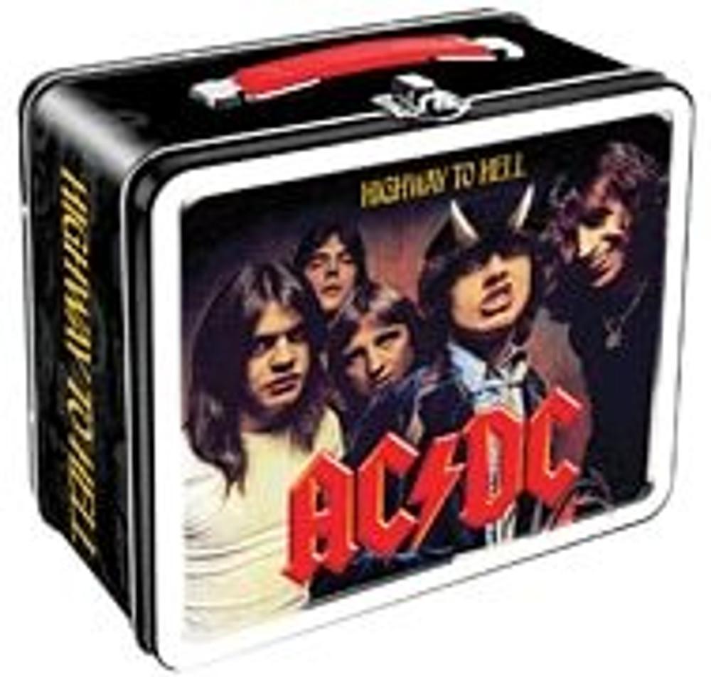 Woodrow AC/DC Lunch Box