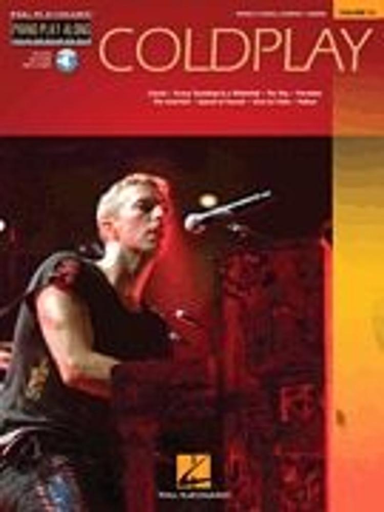 Hal Leonard Coldplay Piano Play-Along Volume 16