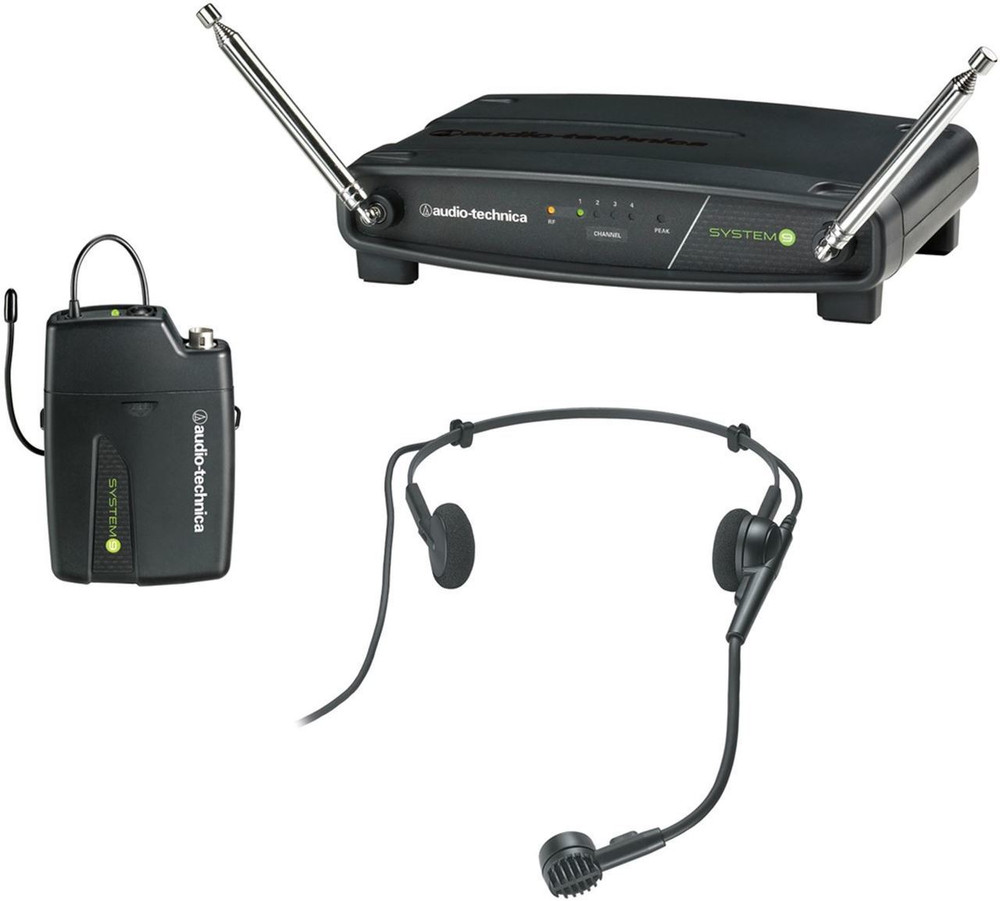 Audio-Technica Audio-Technica System 9 ATW-901/H Wireless Headworn Microphone System