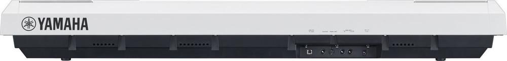 Yamaha Yamaha P105 88-Key Weighted Action Digital Piano White
