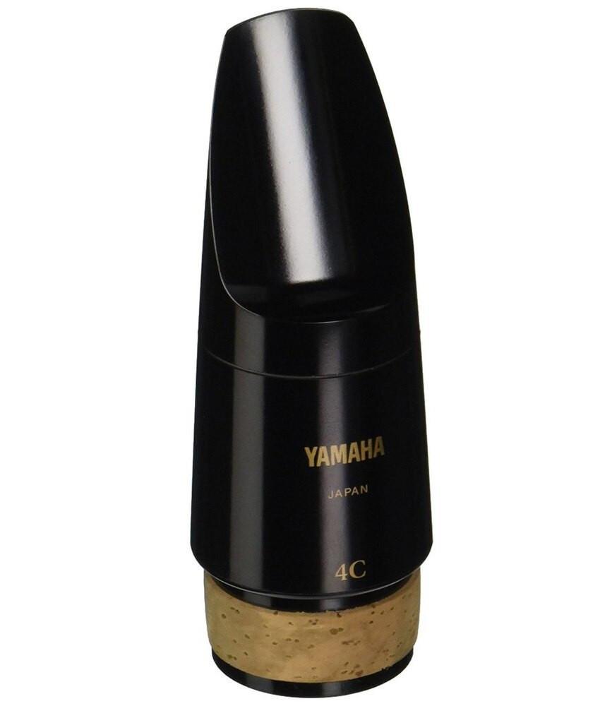 Yamaha Yamaha YAC-1276 Standard 4C Bass Clarinet Plastic Mouthpiece