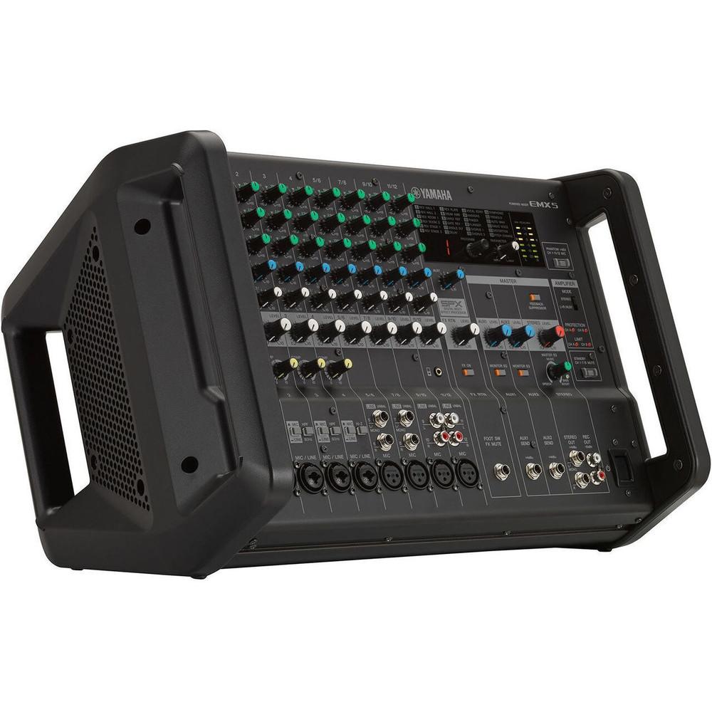 Yamaha Yamaha EMX5 12-channel 1260W Powered Mixer