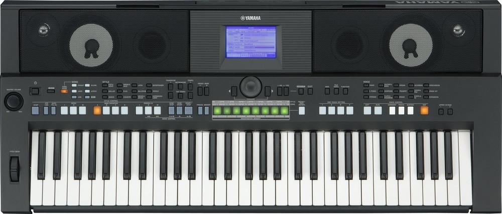 Yamaha Yamaha PSRS650 Arranger Workstation Keyboard