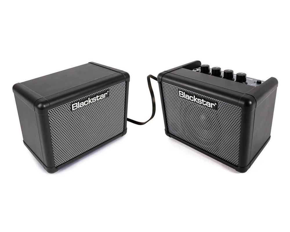 Blackstar Blackstar Fly 3 Bass Pack - 3W 1x3 Bass Combo Amp w/Cabinet and Power